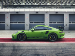 La nouvelle Porsche 911 GT3 RS sort sa partition