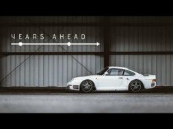 Porsche 959, l'ère des supercars