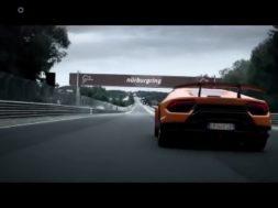 La compil' des records de la Lamborghini Huracán Performante