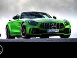 Le Top 5 de Mercedes-AMG