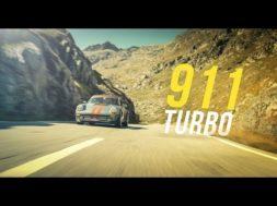 Nostalgie en Porsche 930