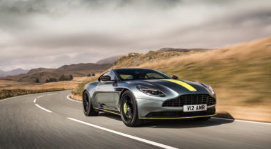 L'Aston Martin DB11 AMR est la plus puissante de toutes