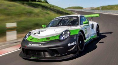 La Porsche 911 GT3 R sera arme fatale des circuits pour 2019