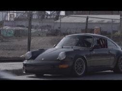La Porsche 964 de l'Urban Outlaw