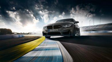 La BMW M3 CS, sportive limitée