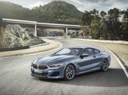 BMW relance avec élégance la série 8