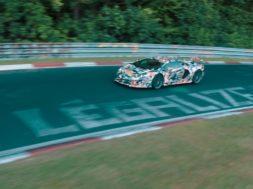 La plus puissante des Lamborghini Aventador a un nom SVJ
