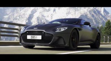 Sublime Aston Martin DBS Superleggera