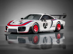 La Porsche 935 Moby Dick est de retour