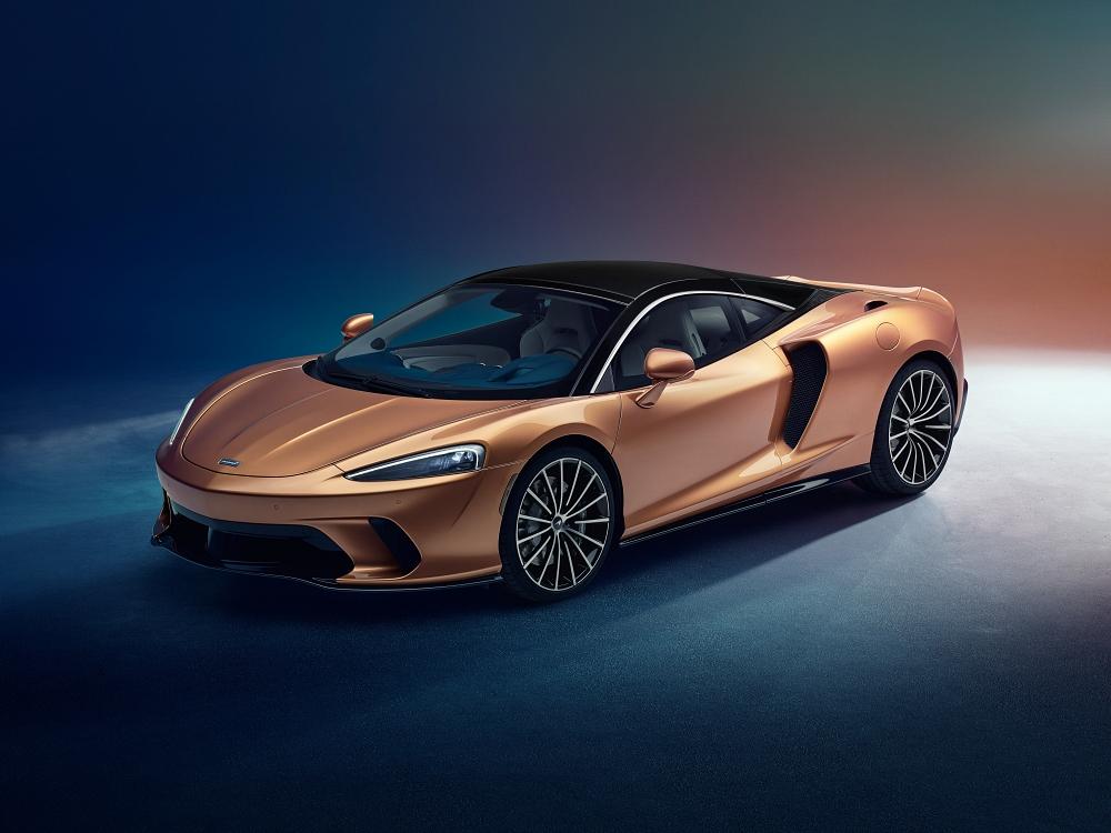 McLaren GT, le Grand Tourisme tranquille