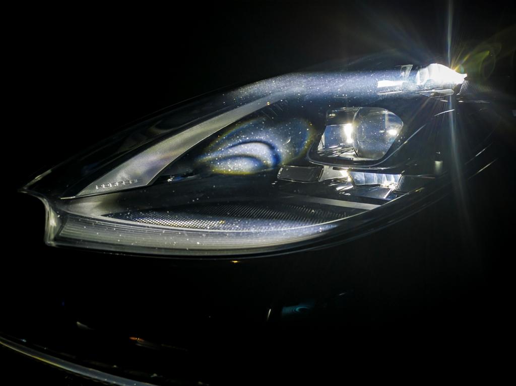 Détail phare à LED directionnel PDLS Plus