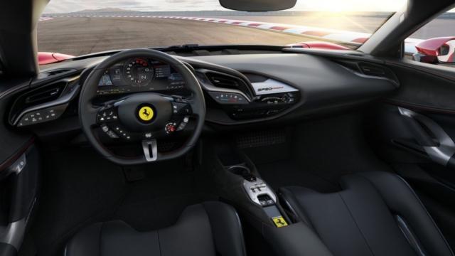 Vous êtes dans une supercar Ferrari