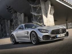 Mercedes AMG GT R PRO, l'arme ultime