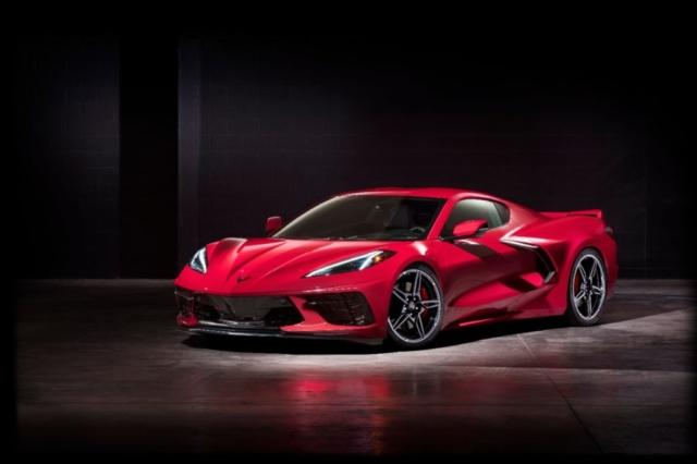 Stingray 2020, la Corvette fait sa révolution au centre