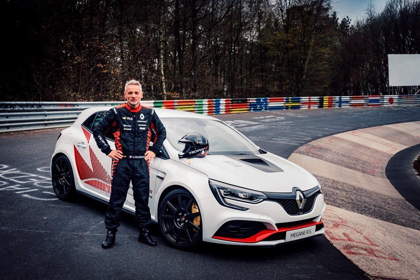 2019 - Renault MÉGANE R.S. TROPHY-R : record au Nürburgring avec Laurent Hurgon