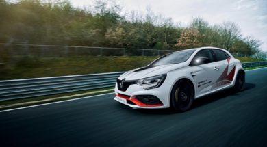 2019 – Renault MÉGANE RS TROPHY-R : record au Nürburgring