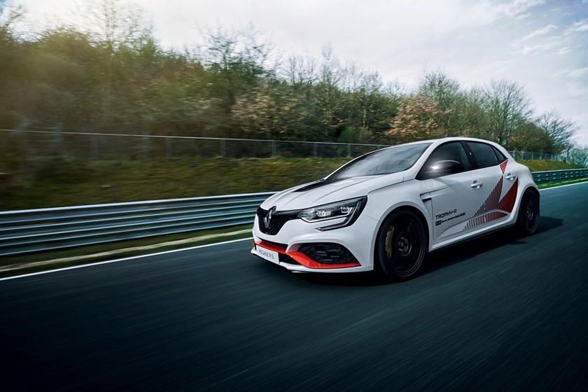 2019 - Renault MÉGANE RS TROPHY-R : record au Nürburgring