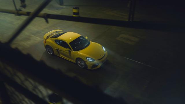 Cayman GT4, 420 chevaux prêts pour l'attaque