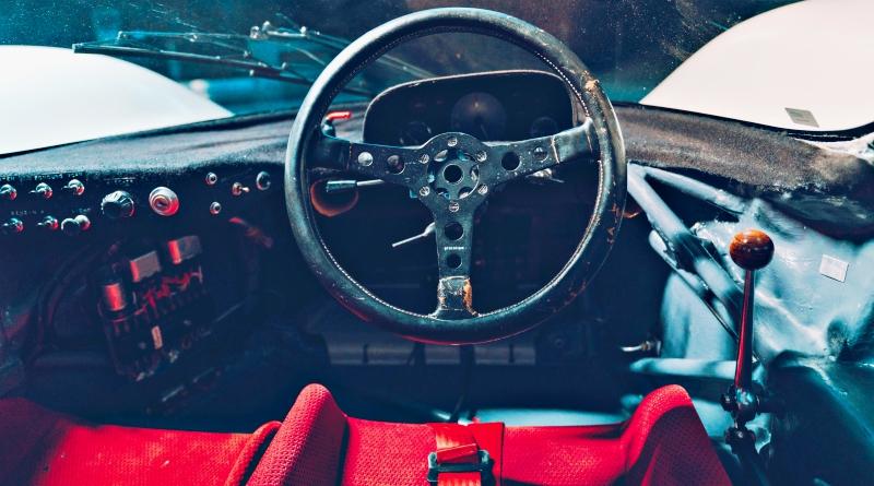 Porsche 917 et Concorde, dépouillement total
