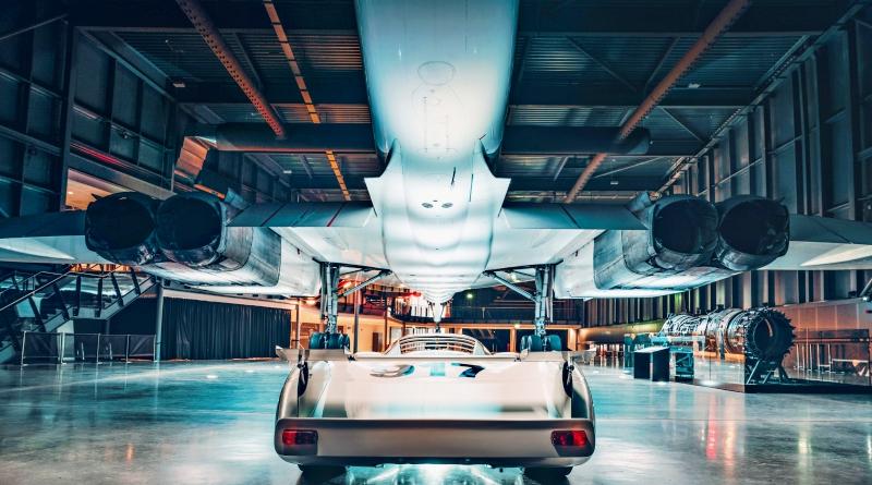 Porsche 917 et Concorde, un objectif : la vitesse