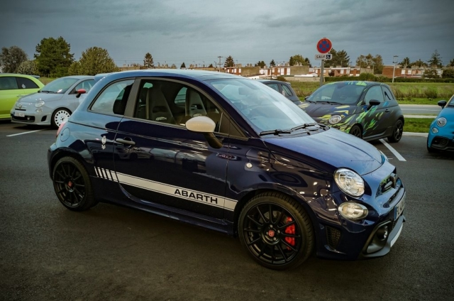 Abarth Competizione, attention ça pique