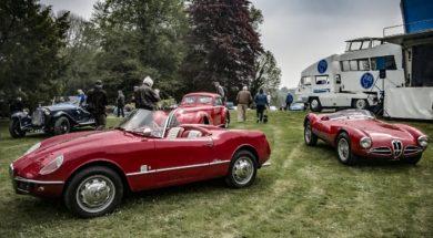 Alfa Romeo Galerie des Damiers – Cassel, le 1er mai : rendez-vous amoureux