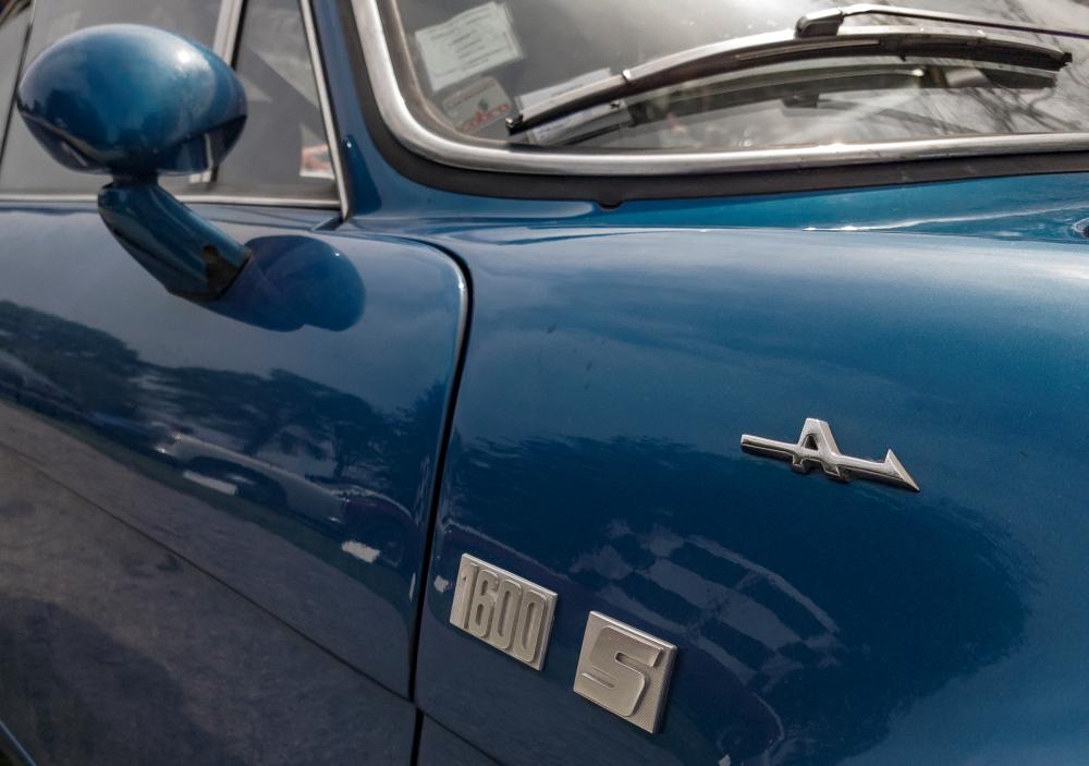 Alpine A110 1600sc - Belles autos, bons amis et bonne musique le 1er mai à Cassel