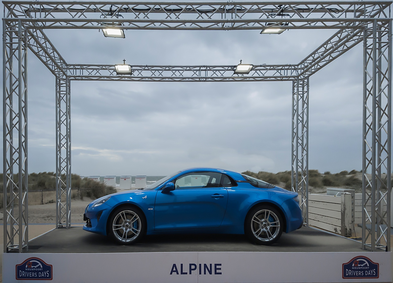 Alpine A110 Podium