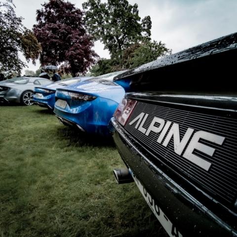 Alpine story