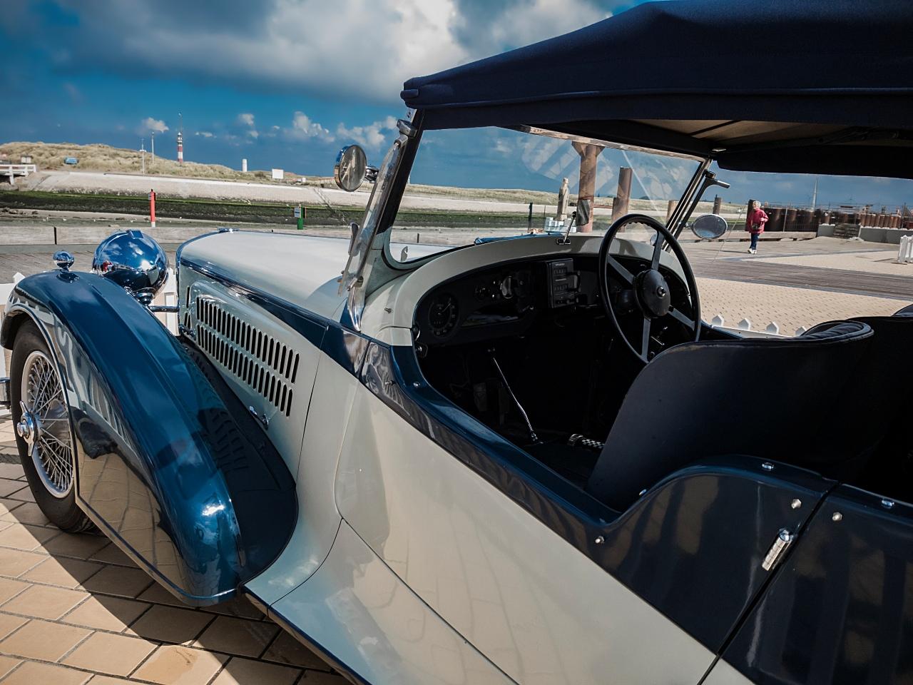 Alvis 4.3 Vandenplas cabriolet