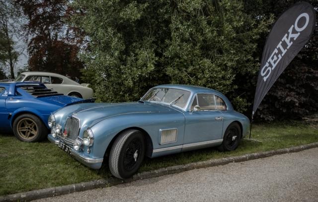 Aston Martin DB2 - Belles autos, bons amis et bonne musique le 1er mai à Cassel