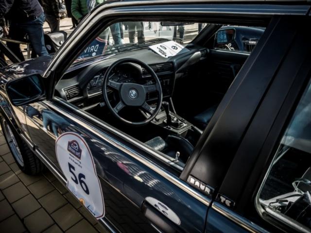 BMW cabriolet Baur TC