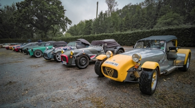 Caterham, merci Lotus Seven