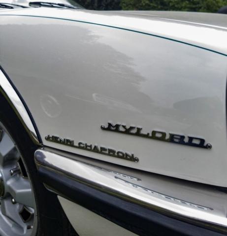 Citroën SM MyLord par Henri Chapron - Belles autos, bons amis et bonne musique le 1er mai à Cassel
