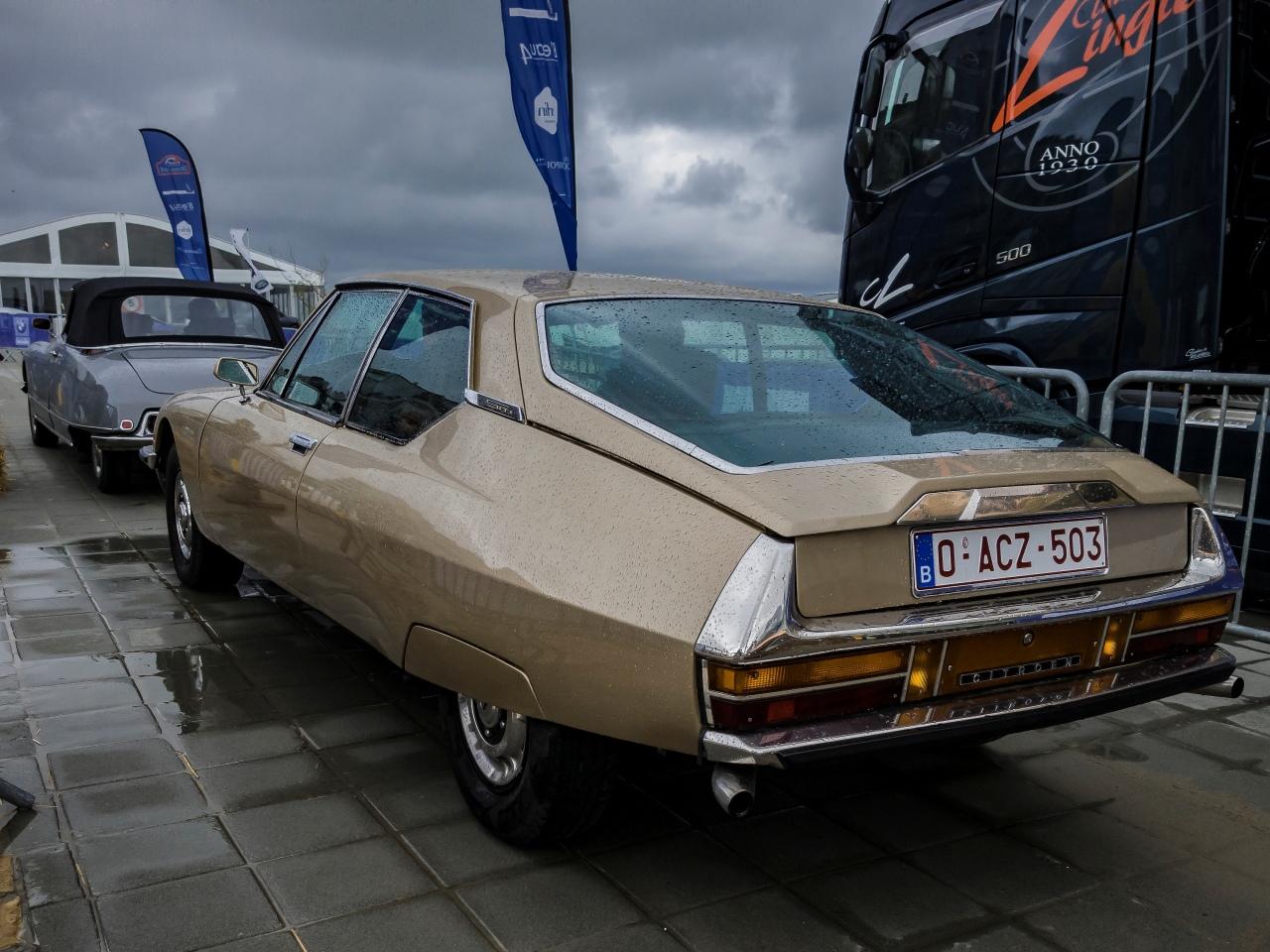 Citroën SM, le mariage de Citroën et Maserati pour le pire et le meilleur