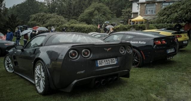 Corvette C6 ZR1, C7 et C7 Z06