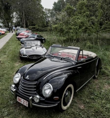 DKW - Belles autos, bons amis et bonne musique le 1er mai à Cassel