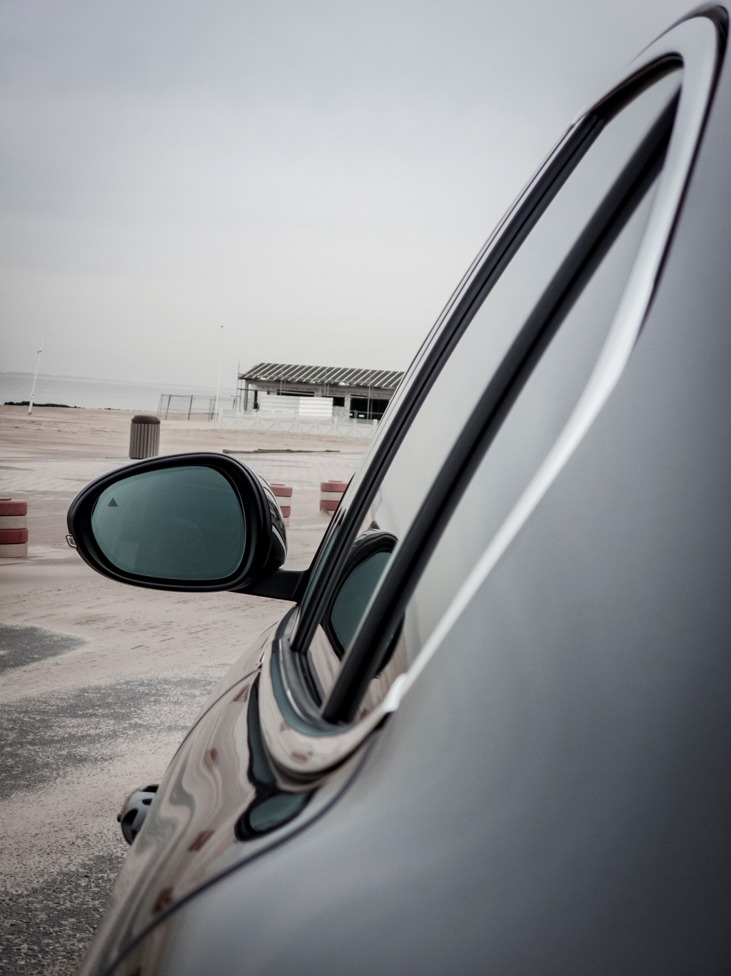 Dans le rétro- Alfa Romeo Giulia, dame de coeur