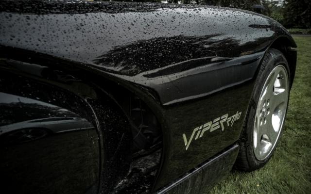 Une virile Dodge Viper RT10