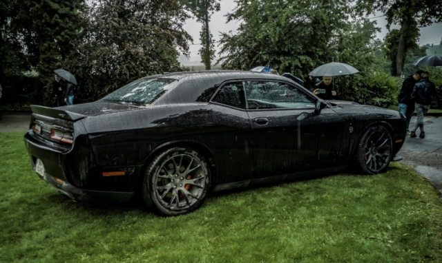 Dodge SRT Hellcat, démoniaque
