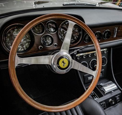 Ferrari 330 - Belles autos, bons amis et bonne musique le 1er mai à Cassel