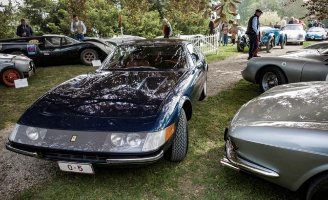 Ferrari 365GTB4 - Belles autos, bons amis et bonne musique le 1er mai à Cassel