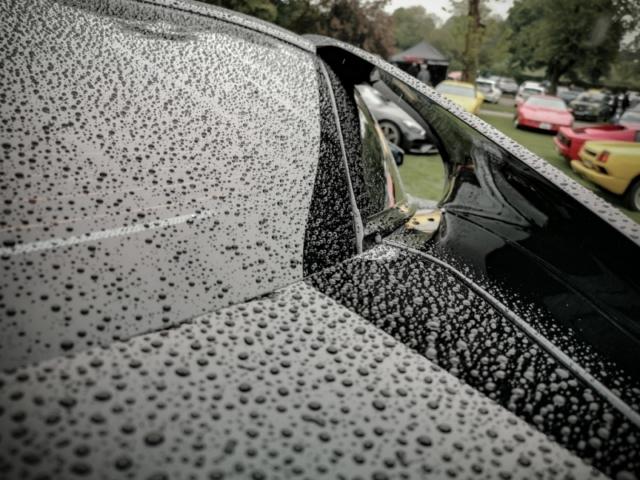 Ferrari 599 en détail