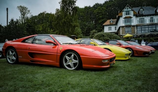 Ferrari en ligne