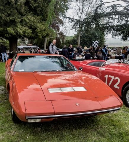 Serenissima Ghia GT- Belles autos, bons amis et bonne musique le 1er mai à Cassel