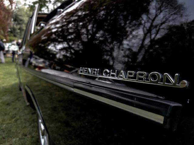 Belle signature : Henri Chapron - Belles autos, bons amis et bonne musique le 1er mai à Cassel