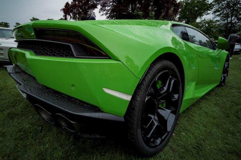 Lamborghini Huracan, V10, 610 chevaux prêts à être lâchés