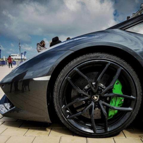 Lamborghini LP 580 spyder