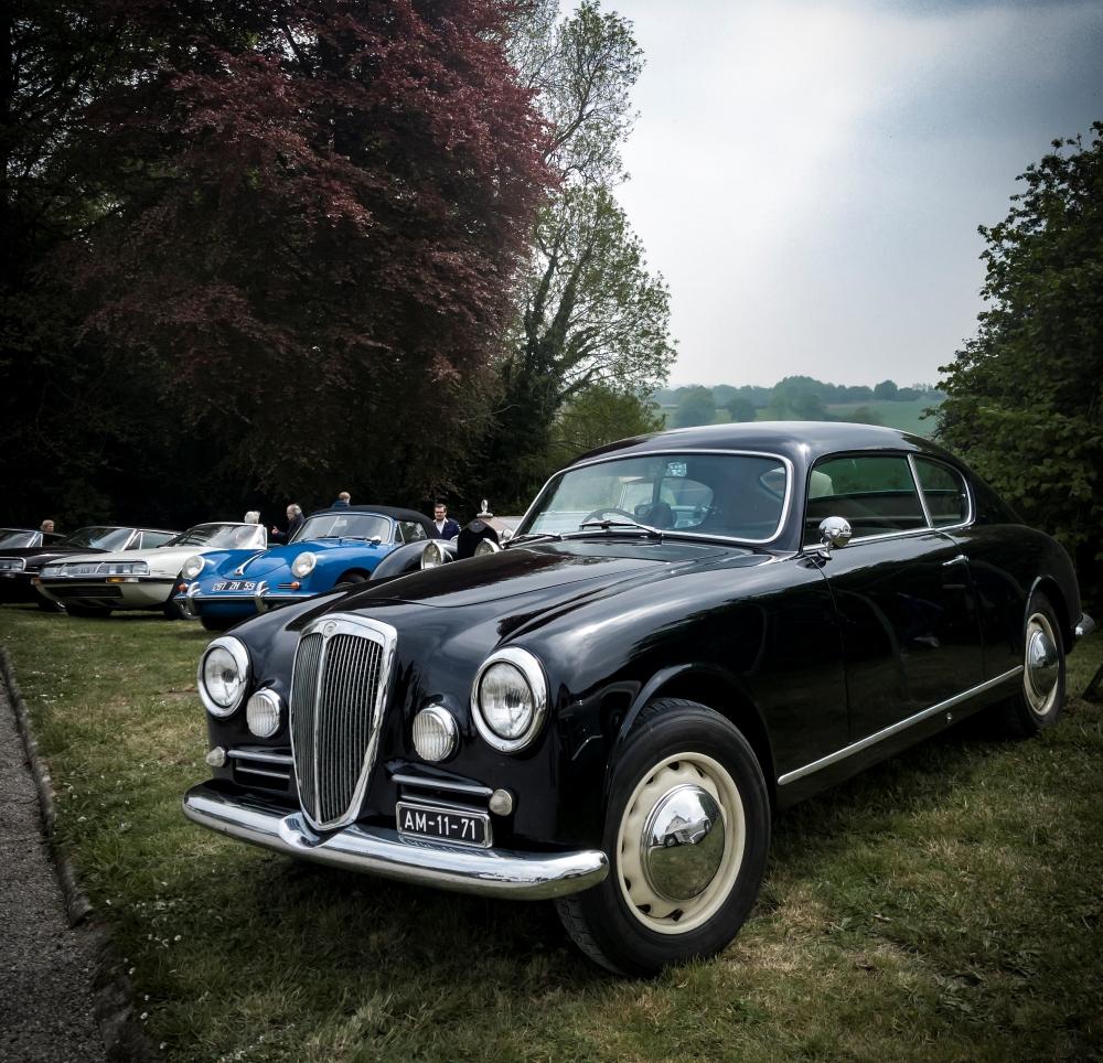 Lancia Aurelia B20 - Belles autos, bons amis et bonne musique le 1er mai à Cassel