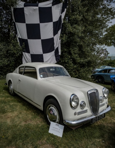 Lancia Aurelia B20 GT - 1952 - Belles autos, bons amis et bonne musique le 1er mai à Cassel